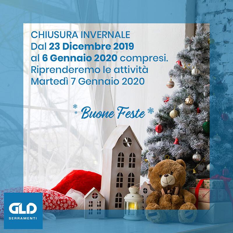 GLD natale 2019